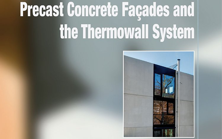 "Manual ""Precast concrete facades and the thermowall system"""