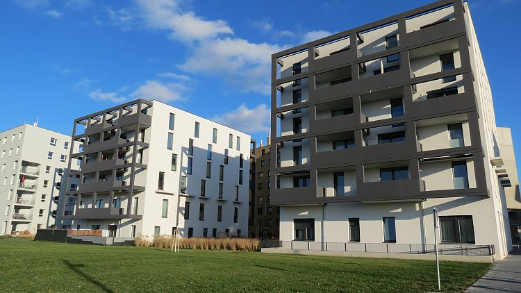 Seestadt Vienna: Sustainable construction with precast concrete elements