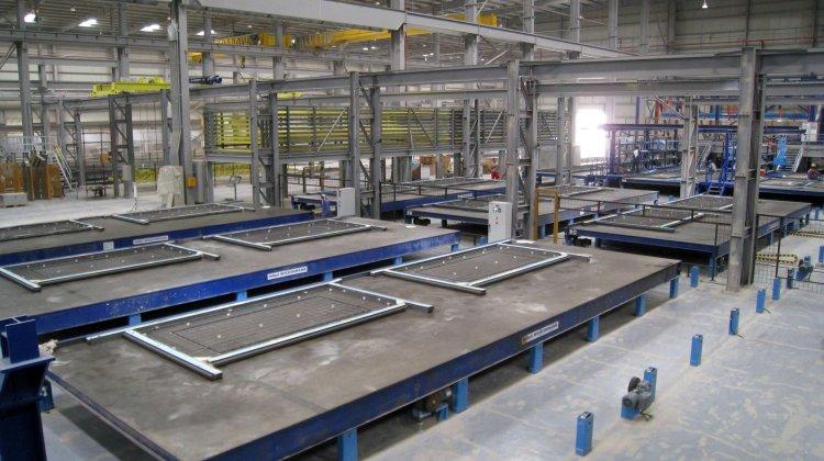 Flagship precast plant in Saudi Arabia