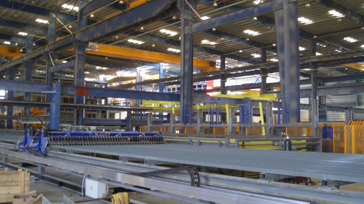 Precast production: Low costs, high quality