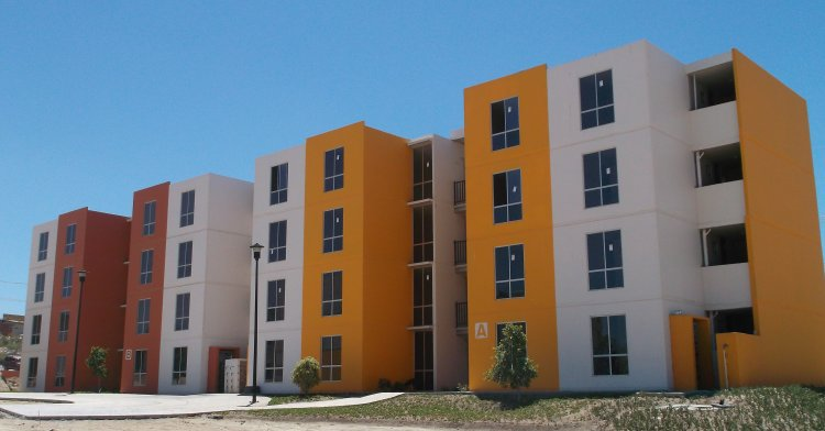 Affordable housing with precast