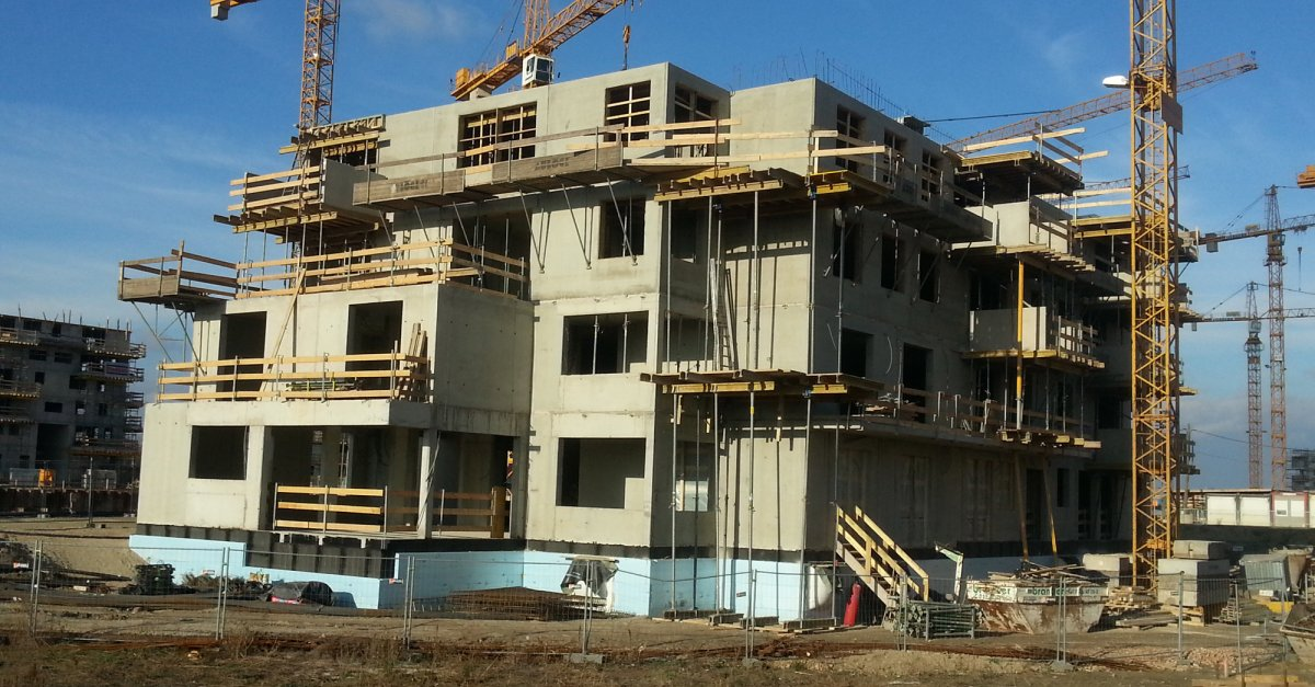 Precast concrete elements – building systems and products